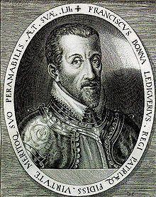 Médaillon de François de Bonne de Lesdiguières