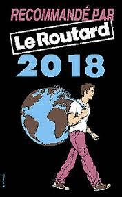 Nos chambres d'hôtes en Isère Au Vieux Four à Pain sont recommandées par le Guide du Routard 2018-2019